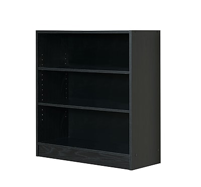 Mylex Three Shelf Bookcase 29.63