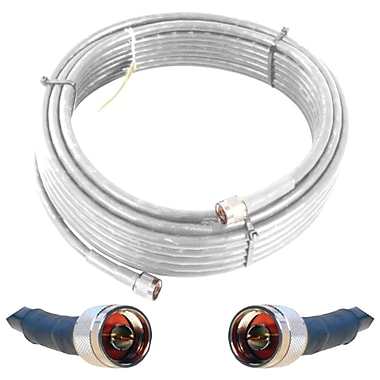 Wilson Electronics 952450 Wilson400 N-male To N-male Coaxial Cable (50ft)