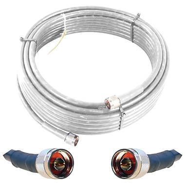 Wilson Electronics 952400 Wilson400 N-male To N-male Coaxial Cable (100ft)