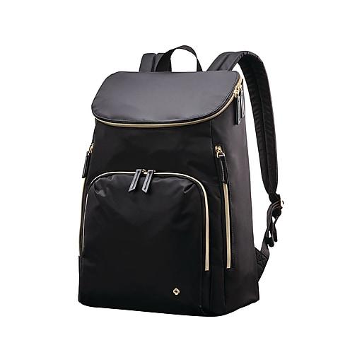 Samsonite Laptop Backpack, Solid, Brown (128172-1041)