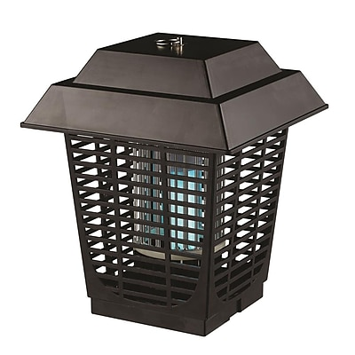 Serene Life 93599487M Waterproof Bug Zapper, Indoor/Outdoor Electric Plug-in Pest Control, Chemical-Free Insect Killer