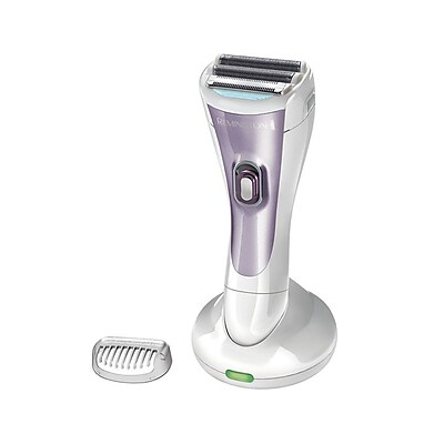 Remington Smooth and Silky Womens Rechargeable Shaver Silver (93597773M) 24004896