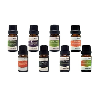 Pursonic 8 Pure Essential Aroma Oil Blends (93599617M)
