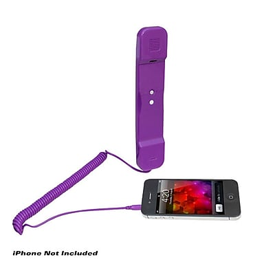 Pyle Handset for iPhone, iPad, iPod, and Android Phones (93580176M)