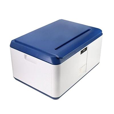 Serene Life Locking Storage Container Bin - Safety & Security Storage Box (993599574M)