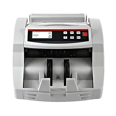 Pyle Wireless Automatic Bill Counter, Digital Cash Money Banknote Counting Machine (93599152M)
