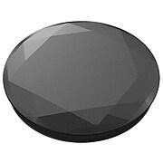 PopSockets Metallic Diamond Black Grip for Most Smartphones (800504)