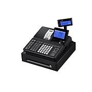 Casio SR-S820-BK Single Tape Cash Register with Bluetooth Technology