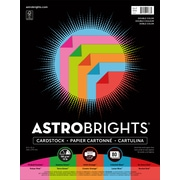 Astrobrights Cardstock Paper, 70 lbs, 8 5