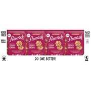 PopCorners Flourish Veggie Crisp Snack Mix, Roasted Beet, 0.75 Oz., 24/Carton (402370)