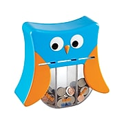 Learning Resources Wise Owl Teaching Bank, Multi Colors (LER 9582)