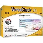VersaCheck INKcrypt X1 Gold 2020 for 1 User, Windows, CD (VCX1G-0768)