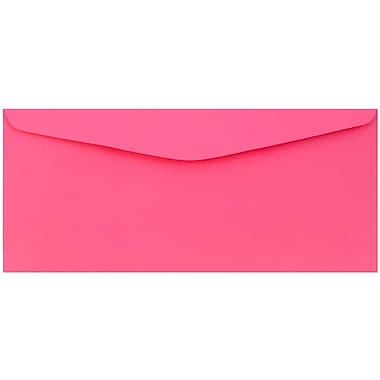 JAM Paper® #9 Envelopes, 3 7/8 x 8 7/8, Ultra Fuchsia Brite Hue, 500/Pack