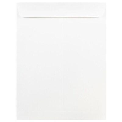JAM Paper® 9 x 12 Open End Catalog Envelopes, White, 50/pack (1623197i)