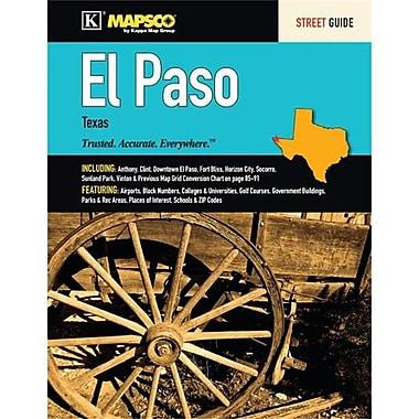 Universal Map El Paso Street Guide(RTL249724)