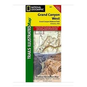 National Geographic Maps Grand Canyon West(NAGGR169)