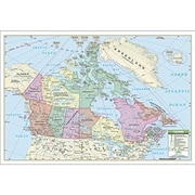Universal Map Canada Rolled Map - Paper(RTL249014)