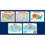 Scholastic Teaching Resources Teaching Maps Bb Set(EDRE39774)