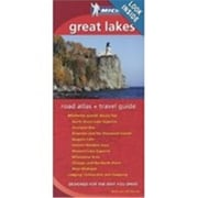 DDI Michelin Great Lakes Regional Atlas & Travel Guide(DLR52785)