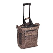 Everest Rolling Tote - Brown(EVRT810)