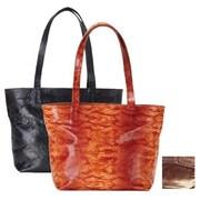 Raika Zip Tote Bag - Brown(RKA805)