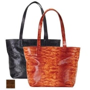 Raika Zip Top Tote Bag - Cognac(RKA3191)