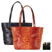 Raika Zip Tote Bag - Black(RKA803)
