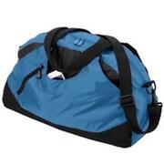 Augusta 1147A Crescent Duffle Bag, Columbia Blue, Black - One Size(HRTW42048)