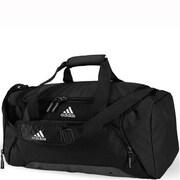 Adidas Medium Duffle Bag - Black & White(PRMGF7751)