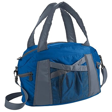 Augusta 1145A-Royal- Graphite-ALL Cruise Duffle Bags , Royal & Graphite - One Size Fits All(HRTW99788)
