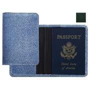 Raika Passport Cover - Green(RKA1081)