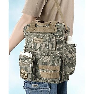 Lillian Rose Dad Military Diaper Bag(LLRS664)