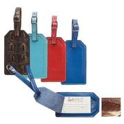 Raika Luggage Tag - Brown(RKA761)