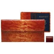 Raika Travel Pouch with Passport - Red(RKA1334)
