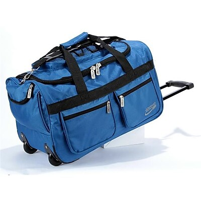 DDI Carry-On Bag Multi-Pocket Design Telescopic Handle