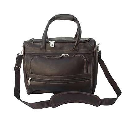 Piel Chocolate Small Piggy Back Carry-On(PIEL182)