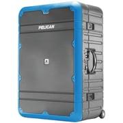 Pelican 30 in. Vacationer Elite Basic Progear Luggage, Gray & Blue(PETRA19726)