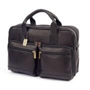 Claire Chase Santorini Briefcase, Black(CLRDS229)