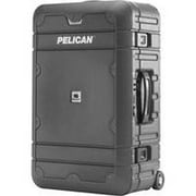 Pelican 22 in. Progear Elite Luggage Wheeled Upright Suitcase, Gray & Black(PETRA19727)