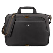 United States Luggage Urban Slim Briefcase - Black, 15.6 in.(AZTY16025)