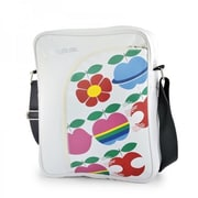 Vespa Verticalflower Pocket Shoulder Bag - 13 x 3.5 x 10.2 in.(FRME182)