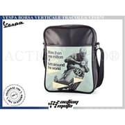 Vespa Borsa Bag Tracolla Shoulder Bag - 13 x 3.5 x 10.2 in.(FRME183)