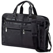 Embassy Solid Genuine Leather Portfolio / Briefcase(BFBCLBCCH)