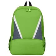 Augusta 1767A Dugout Backpack, Lime, Graphite & White - One Size(HRTW41795)
