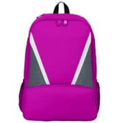 Augusta 1767A Dugout Backpack, Power Pink, Graphite & White - One Size(HRTW41794)