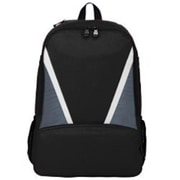 Augusta 1767A Dugout Backpack, Black, Graphite & White - One Size(HRTW41791)