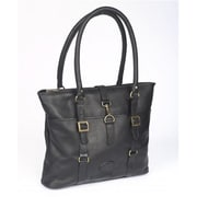 Claire Chase New Ladies Computer Handbag - Black(CLRCS176)