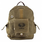 Little Earth NFL Prospect Backpack- San Francisco 49ers(OPTM2204)