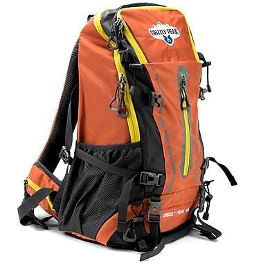 Brybelly 45L Internal Frame Backpack, Orange(BRYBL5486)