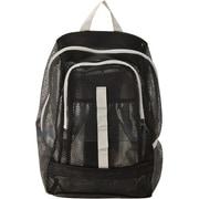 Eurogear Black Mesh Backpack with Media Pocket - Case of 24(DLR332737)